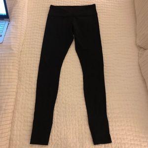 lululemon Black Leggings, Extra Long
